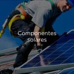 Componentes solares