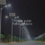 Poste Solar Fotovoltaico