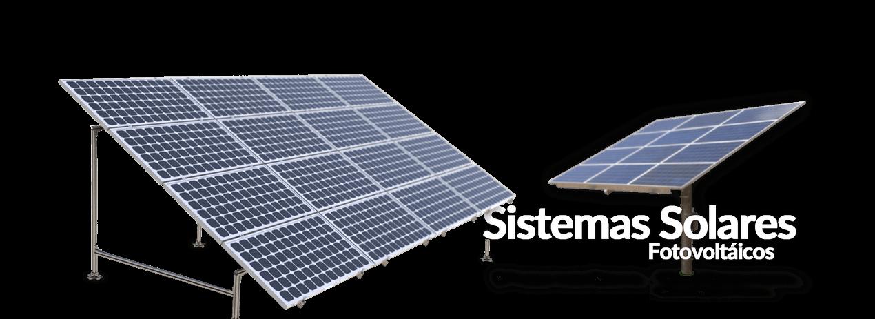 Sistemas Solares Fotovoltáicos