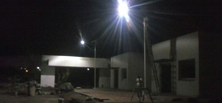 Proyecto de Alumbrado Público en San Juan del Río, Querétaro