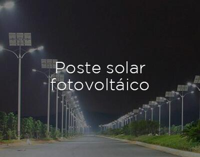 Poste Solar Fotovoltáico