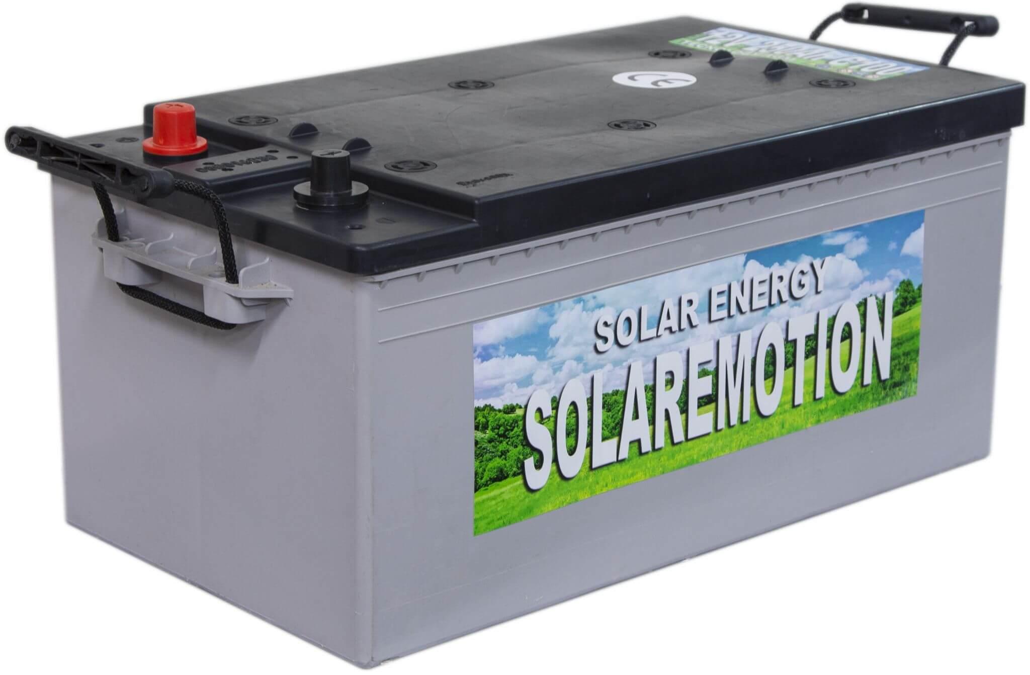 Baterías solares: Aplicación en sistemas aislados fotovoltaicos 7