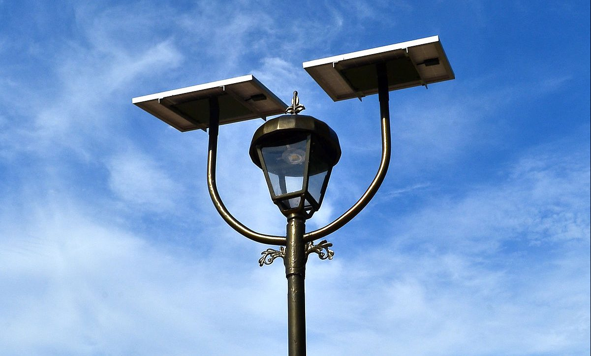 Luminarias solares para alumbrado público, un cambio necesario 1