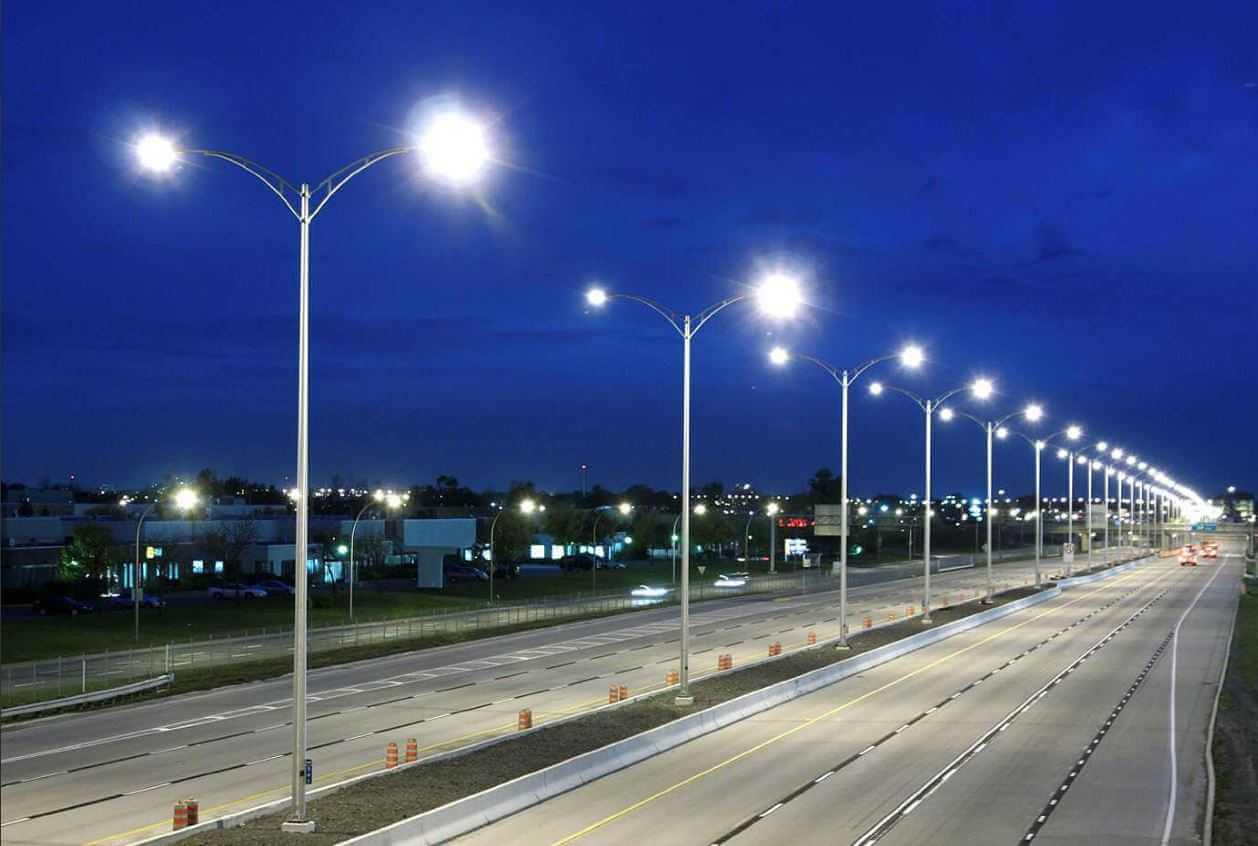 Alumbrado público LED en México - LEDSolar