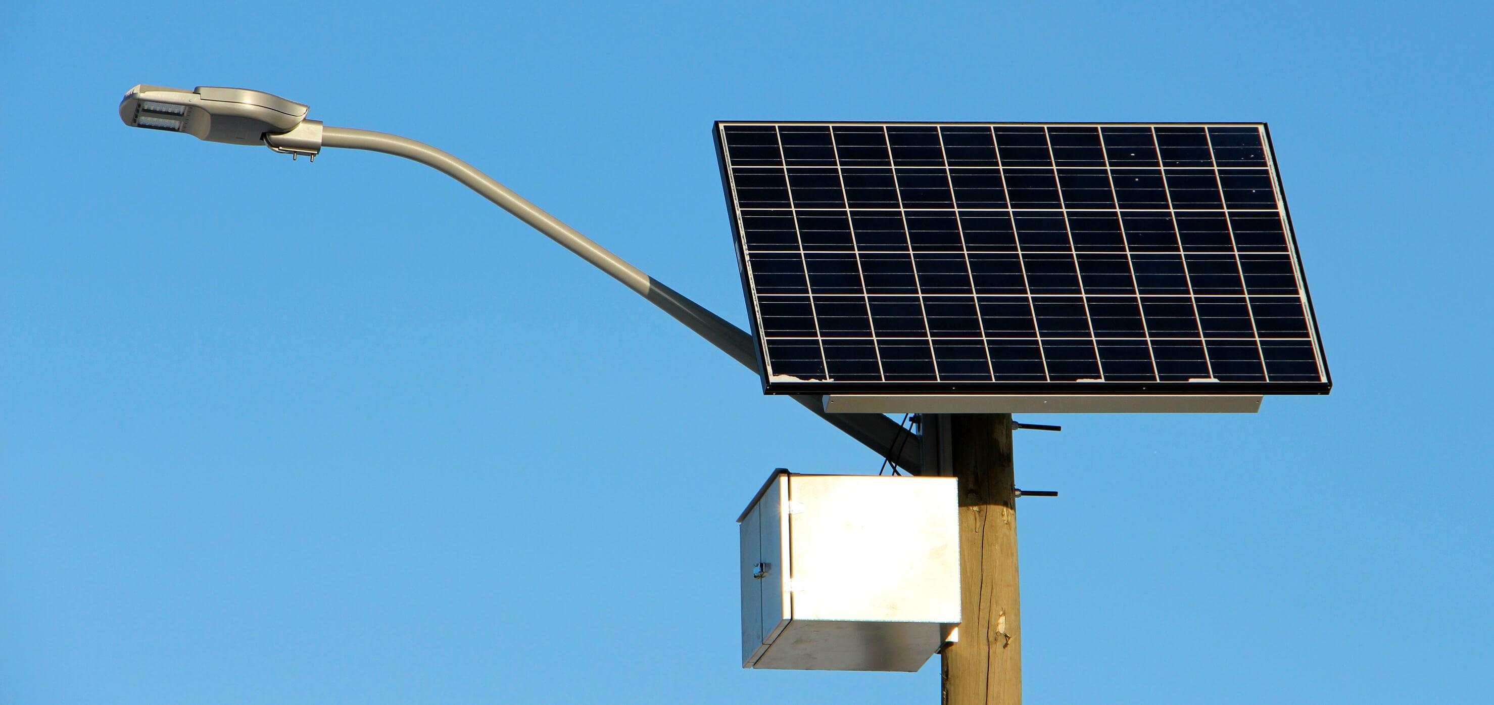 Luminarias solares para alumbrado público, un cambio necesario 2