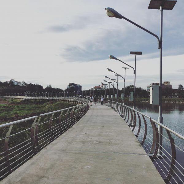 Venta de lámparas solares para alumbrado público
