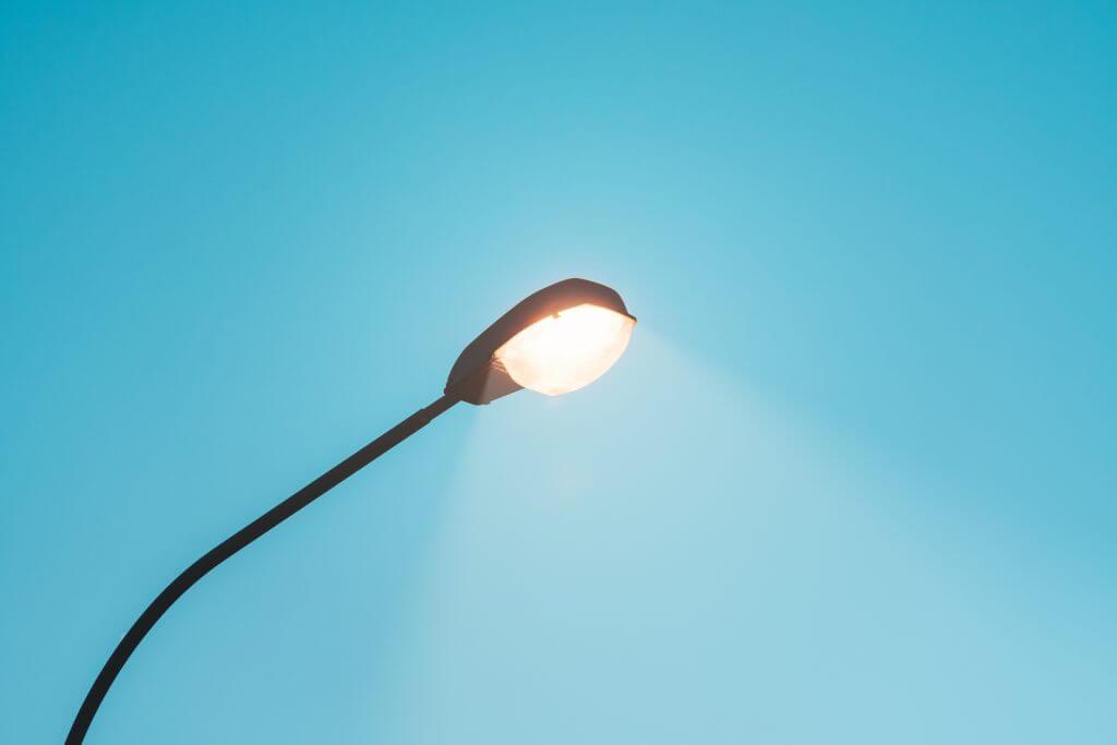 LEDSolar - iluminación vial