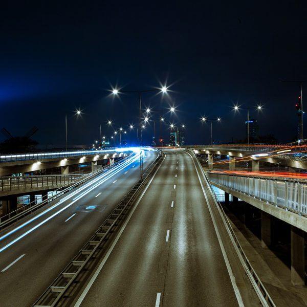 Luminarias LED - alumbrado público LED
