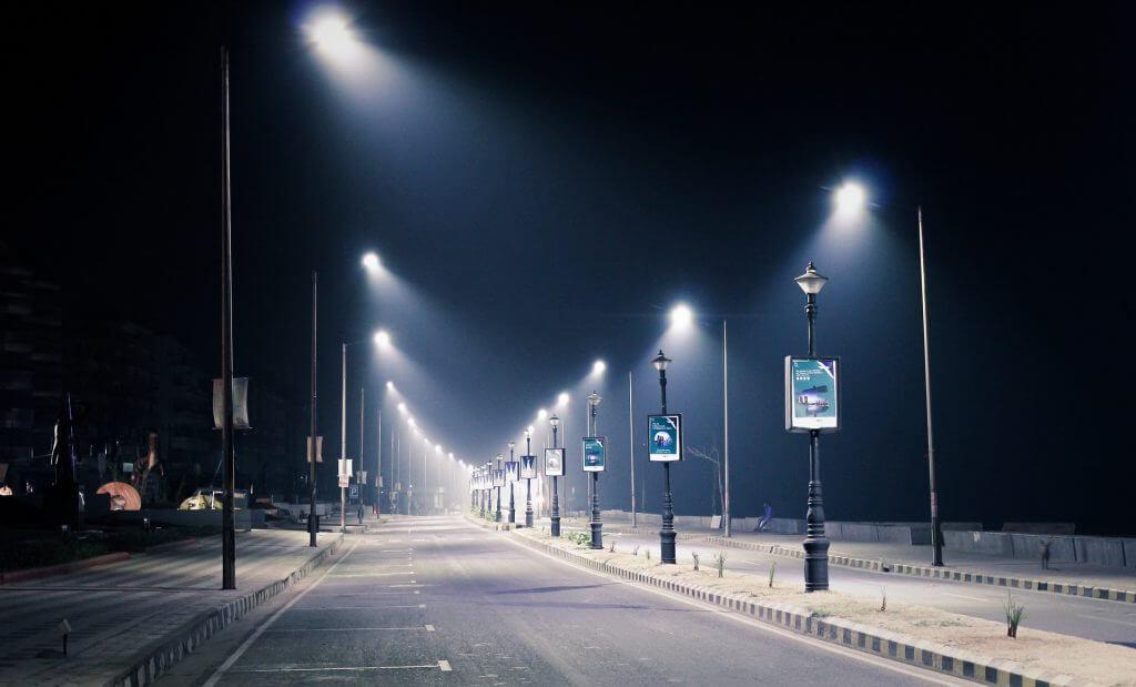 iluminación vial - LEDSolar